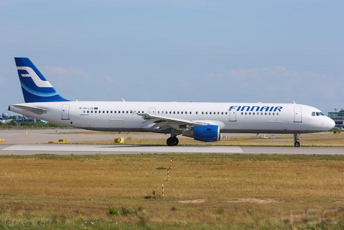 OH-LZA A321-211 941 Finnair @ Helsinki Airport 2008 © Piti Spotter Club Verona