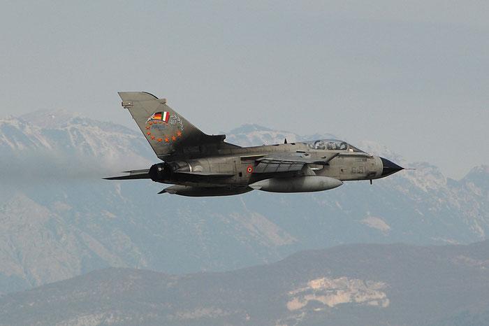 MM55000  6-51  Tornado IDS(T)  045/IST001/5001  GEA 6° Stormo @ Aeroporto di Verona   © Piti Spotter Club Verona