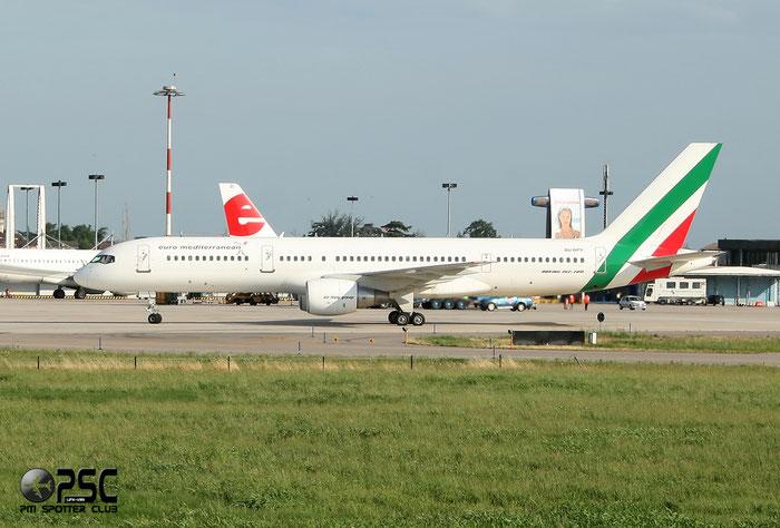 SU-BPY  B757-2Q8  24965/438  Euro Mediterranean  @ Aeroporto di Verona © Piti Spotter Club Verona