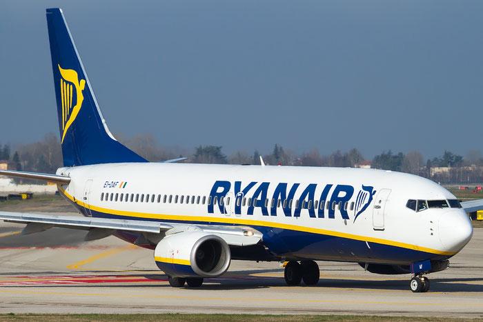 EI-DAF B737-8AS 29939/1262 Ryanair @ Bologna Airport 18.02.2016  © Piti Spotter Club Verona