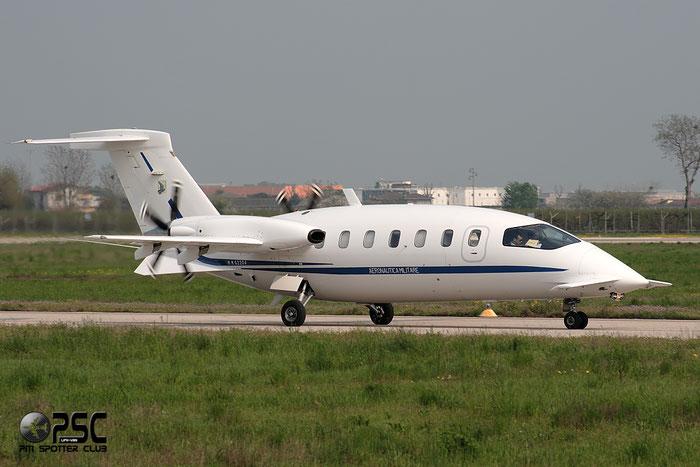 MM62204 - Italy - Air Force Piaggio P-180AM Avanti - MM62204 @ Aeroporto di Verona © Piti Spotter Club Verona