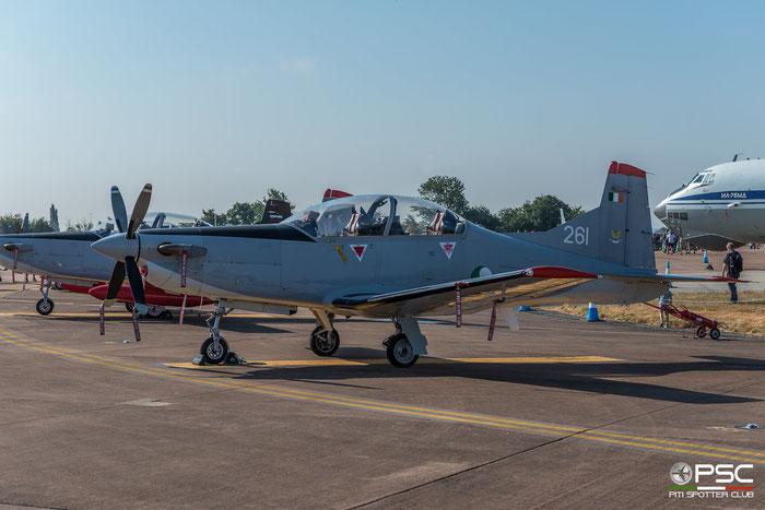 261   PC-9M  656  FTS © Piti Spotter Club Verona