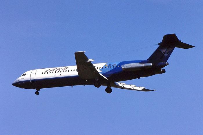 YR-JBB BAe111-528FL 238 JARO International Airlines @ Aeroporto di Verona © Piti Spotter Club Verona