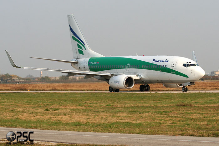PH-XRB B737-7K2 28256/1298 Transavia Airlines @ Aeroporto di Verona © Piti Spotter Club Verona