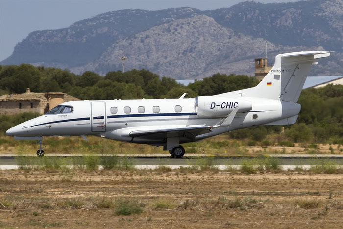 D-CHIC EMB505 50500096 Air Hamburg @ Palma de Mallorca Airport 07.2014 © Piti Spotter Club Verona