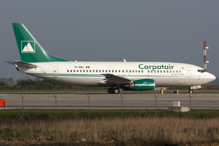 YR-BBA B737-36M 28332/2809 Carpatair @ Venezia Airport 30.03.2014 © Piti Spotter Club Verona