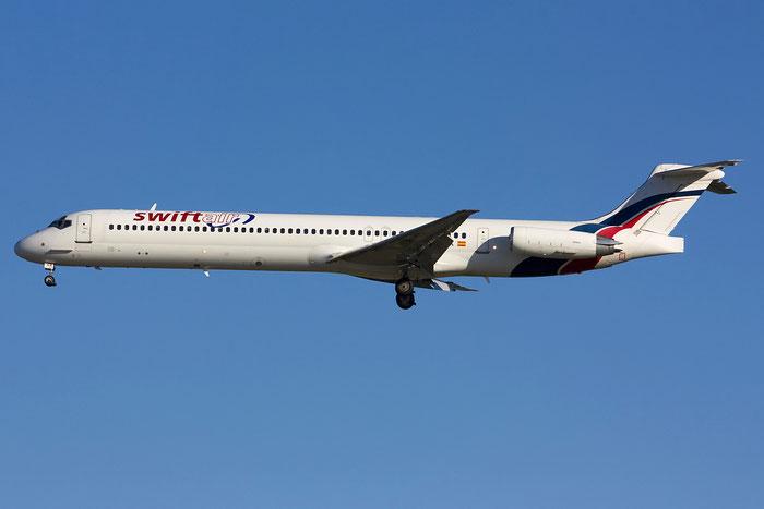 EC-KCX MD-83 49619/1483 Swiftair @ Venezia Airport 27.08.2012 © Piti Spotter Club Verona