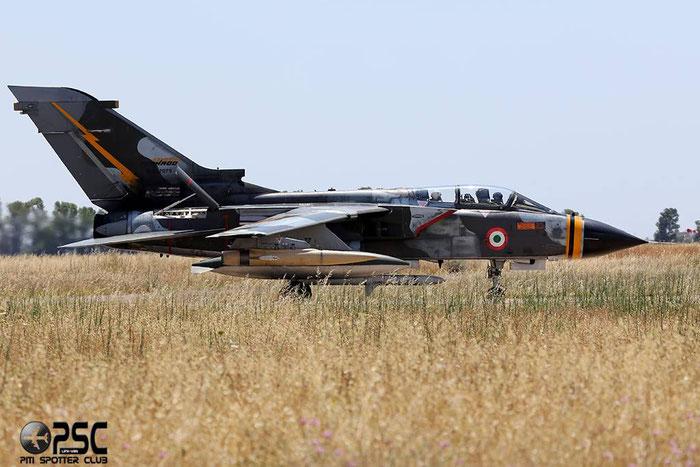 MM7079 - XX-XX Panavia Tornado IT-ECR - Italy - Air Force © Piti Spotter Club Verona