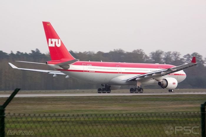 D-ALPD A330-223 454 LTU - Lufttransport-Unternehmen @ Frankfurt Airport 2005 © Piti Spotter Club Verona