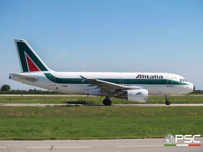 I-BIMH A319-112 2101 Alitalia @ Aeroporto di Verona 08.09.2007  © Piti Spotter Club Verona