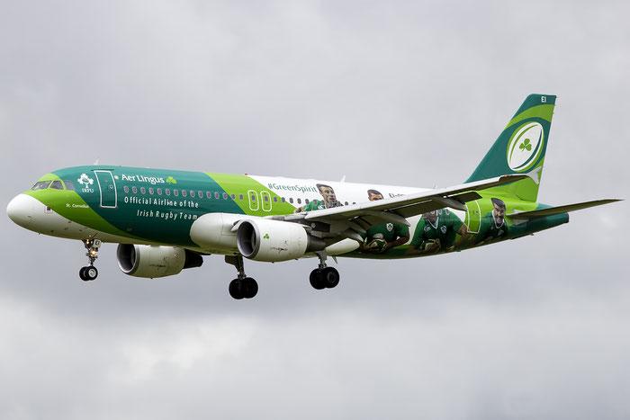EI-DEI A320-214 2374 Aer Lingus @ Dublin Airport 14.08.2016 © Piti Spotter Club Verona