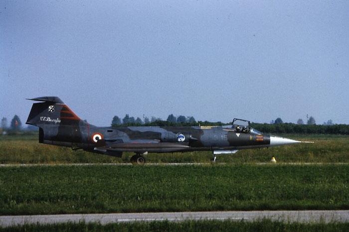 Gli F-104 del Terzo Stormo: 3-15 -  @ Aeroporto di Verona   © Piti Spotter Club Verona