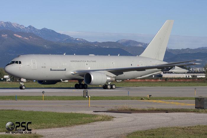 MM62228  14-03  KC-767A  33688/941  8° Gruppo @ Aeroporto di Verona   © Piti Spotter Club Verona