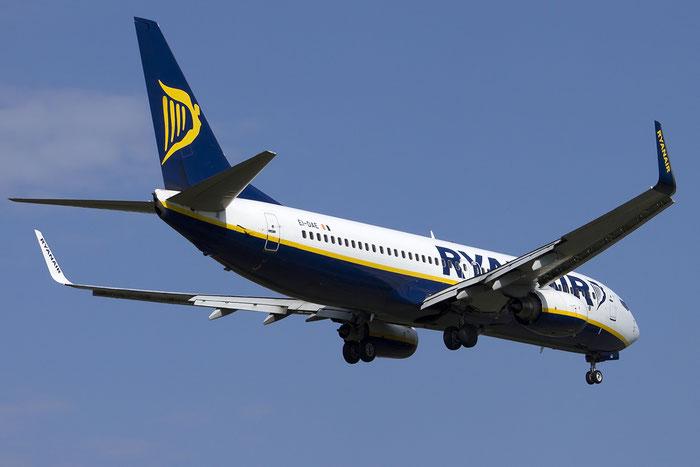 EI-DAE B737-8AS 33545/1252 Ryanair @ Treviso Airport 05.10.2014  © Piti Spotter Club Verona