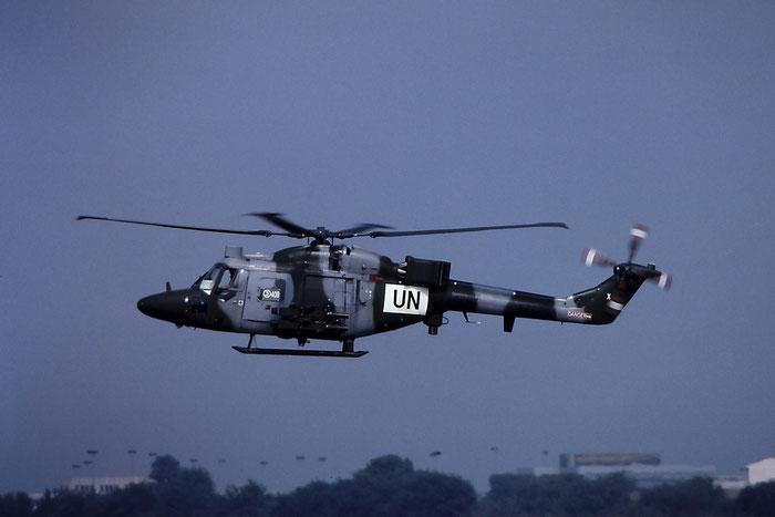 XZ646   Lynx AH7  182 RAF (ONU) @ Aeroporto di Verona   © Piti Spotter Club Verona