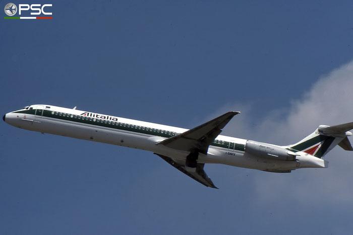 I-DAVV  MD-82  49795/1639  Alitalia  @ Aeroporto di Verona © Piti Spotter Club Verona