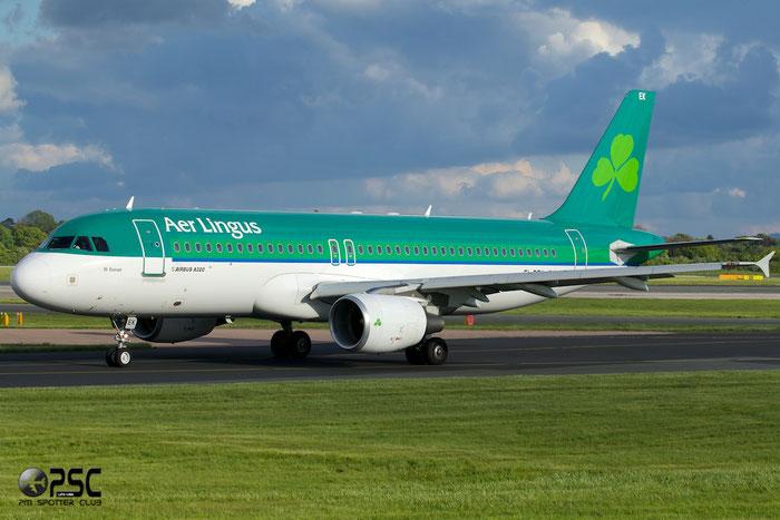 EI-DEK A320-214 2399 Aer Lingus @ Manchester Airport 13.05.2014  © Piti Spotter Club Verona