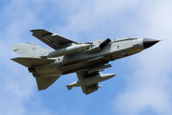 MM7088  6-10  Tornado IDS MLU  650/IS087/5099  GEA 6° Stormo @ Aeroporto di Verona   © Piti Spotter Club Verona
