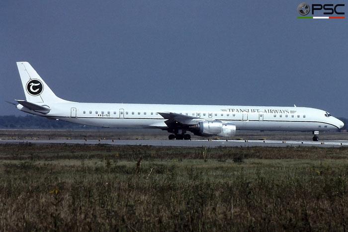 EI-TLC DC-8-71 45995/388 Translift Airways © 2018 courtesy of Marco Ceschi - Piti Spotter Club Verona