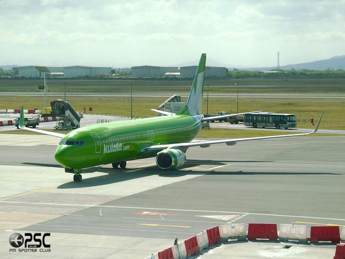 ZS-ZWC B737-8LD 40853/4252 Kulula Air @ Cape Town Airport 22.03.2014 © Piti Spotter Club Verona