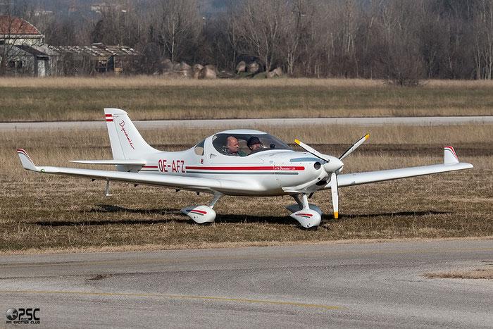 OE-AFZ - Aerospol WT9 Dynamic - @ Aeroporto Verona Boscomantico © Piti Spotter Club Verona