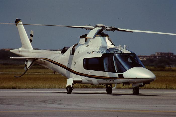 Private - Untitled Agusta A-109E Power - I-EAPW @ Aeroporto di Verona © Piti Spotter Club Verona