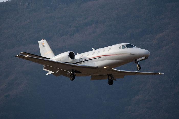 D-CGMR Ce560XLS 560-5593 Roleski SP.J @ Aeroporto di Bolzano © Piti Spotter Club Verona