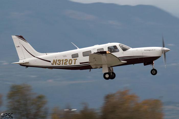 N3120T New Piper PA-32R-301T Saratoga P32R 3257417 @ Aeroporto Verona Boscomantico © Piti Spotter Club Verona