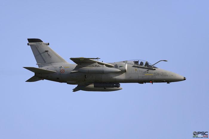 MM7192  51-70  AMX ACOL  IX104  GEA 51° Stormo © Piti Spotter Club Verona