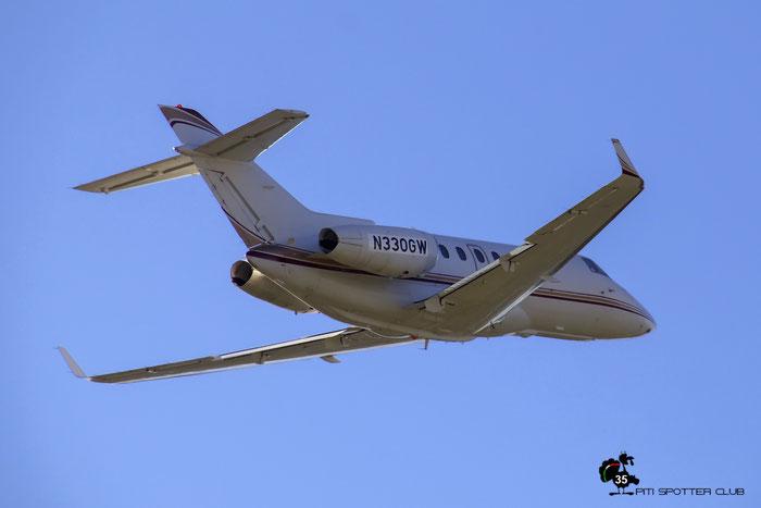N330GW BAe125-900XP HA-0003 American Air Charter Inc. @ Reykjavik Airport 08.2015 © Piti Spotter Club Verona