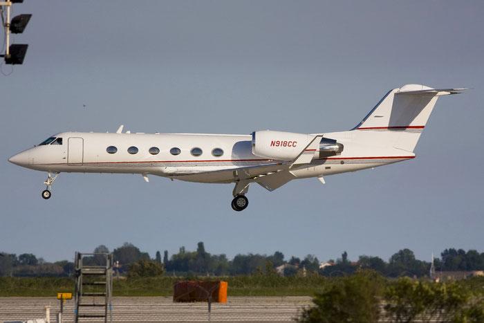 N918CC G-IVSP 1335 Astor Street Asset Management @ Venezia Airport 17.05.2012 © Piti Spotter Club Verona