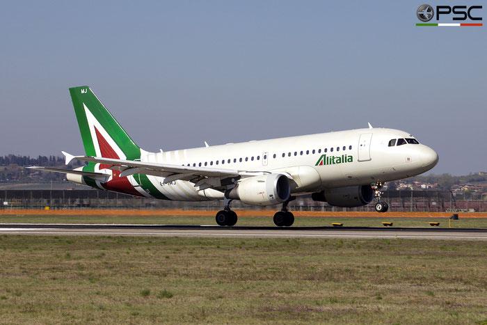 EI-IMJ A319-112 1779 Alitalia @ Aeroporto di Verona 04.2019  © Piti Spotter Club Verona