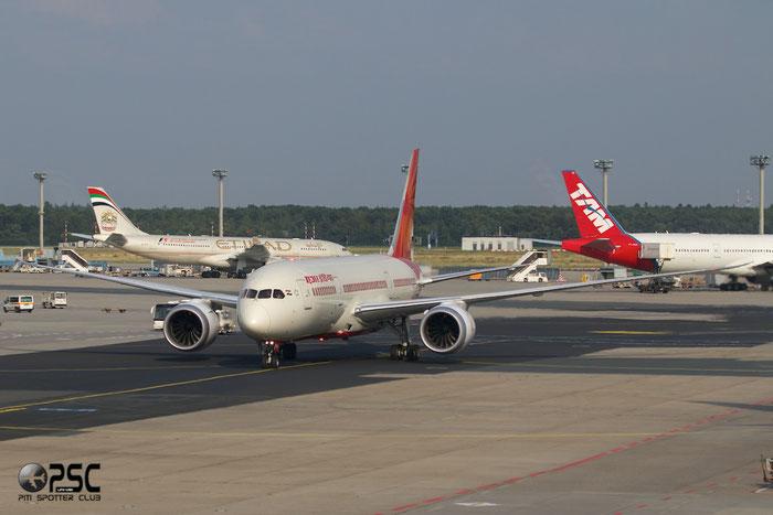 VT-ANJ B787-8 36281/54 Air India @ Frankfurt Airport 25.07.2014 © Piti Spotter Club Verona