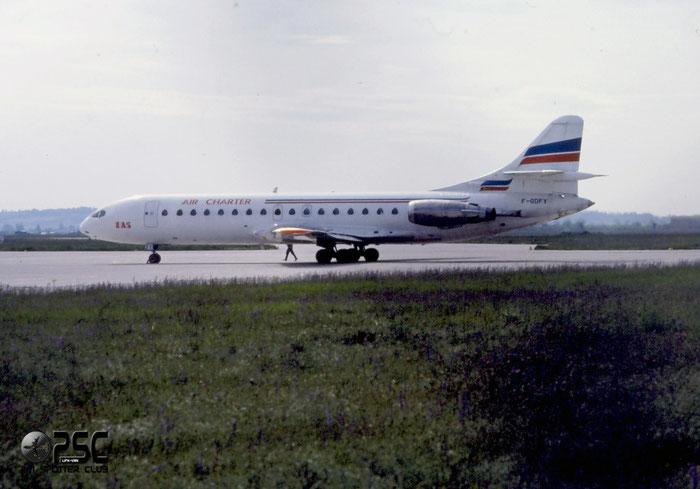 F-GDFY  SE210-10B3  182/172  Air Charter International  @ Aeroporto di Verona © Piti Spotter Club Verona