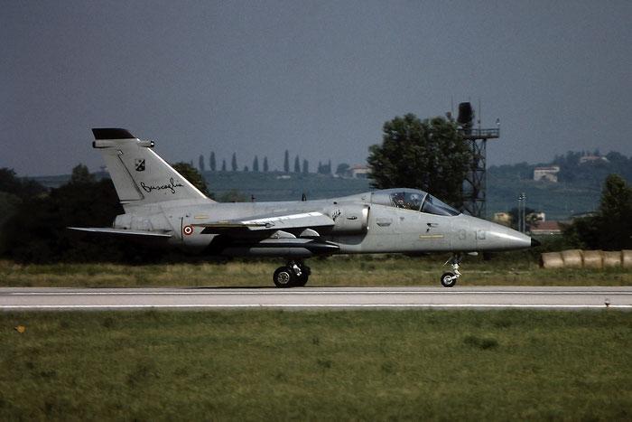 MM7123  3-13  AMX  IX035 @ Aeroporto di Verona   © Piti Spotter Club Verona