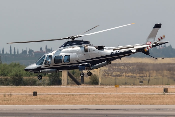 I-ESPI. AgustaWestland Grand [AW109S] ( c/n 22172 ) @ Aeroporto di Verona © Piti Spotter Club Verona