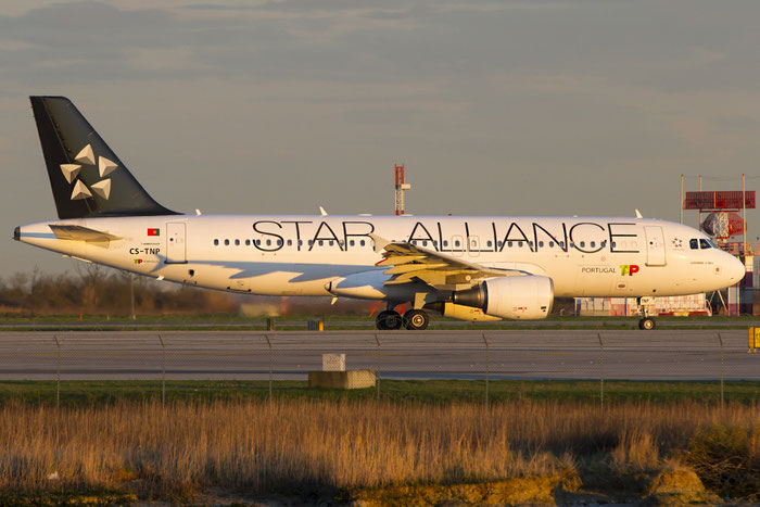 CS-TNP A320-214 2178 TAP Portugal - Transportes Aéreos Portugueses @ Venice Airport 23.02.2014 © Piti Spotter Club Verona
