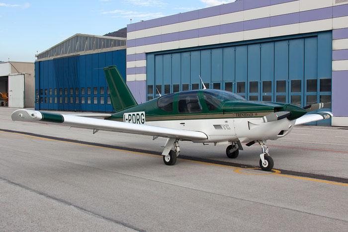 I-PDRG - Socata TB-21 Trinidad TC - Private @ Aeroporto di Trento © Piti Spotter Club Verona