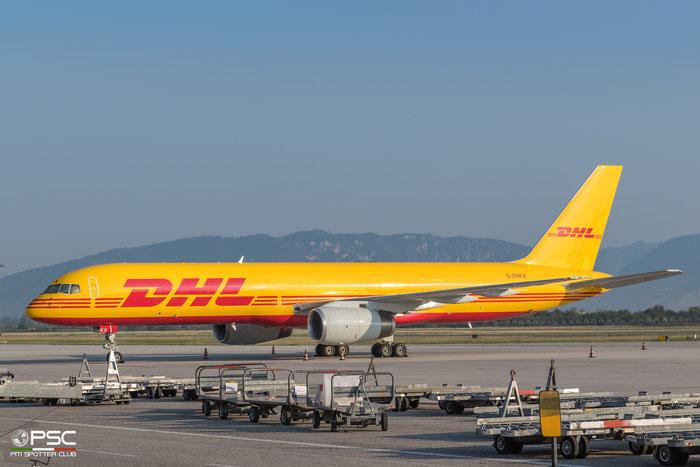 G-DHKX  B757-23APF  24971/340  DHL Air  @ Brescia 2020 © Piti Spotter Club Verona