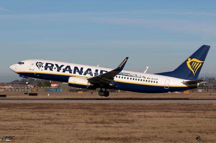 EI-FIT B737-8AS 44703/5568 Ryanair @ Aeroporto di Verona 18.02.2017  © Piti Spotter Club Verona
