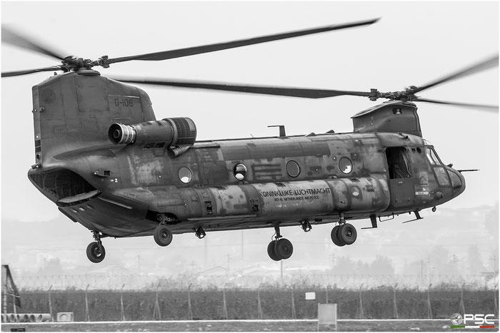 D-106   CH-47D  M4106/NL013  298sq  © Piti Spotter Club Verona