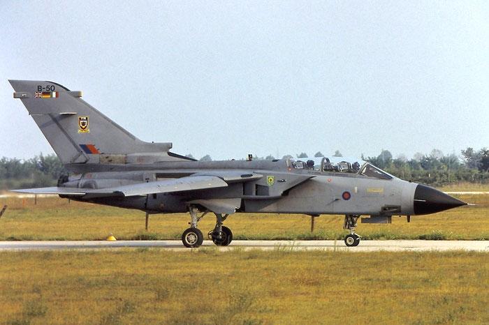 ZA322   Tornado GR1  009/BS002/3004   @ Aeroporto di Verona   © Piti Spotter Club Verona