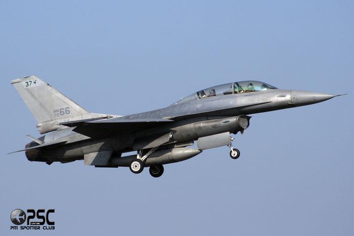 MM7266   F-16B-05-CF  M23-1/62-44 @ Aeroporto di Verona   © Piti Spotter Club Verona