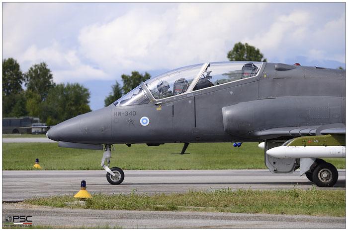 HW-340   Hawk Mk51  312239/277  HävLLv 41 © Piti Spotter Club Verona
