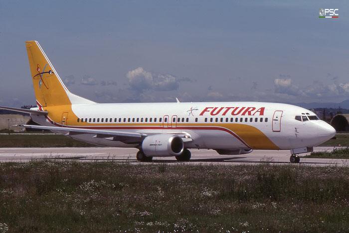 EC-FVT B737-3Y0 23495/1206 Futura International Airways © 2017 courtesy of Marco Ceschi - Piti Spotter Club Verona