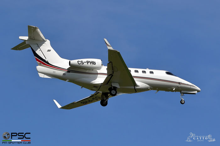 CS-PHB EMB505 50500209 NetJets Europe @ Aeroporto di Verona 11.08.2017  © Piti Spotter Club Verona