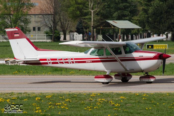 D-EEKL Cessna 172P Skyhawk C172 17274303 @ Aeroporto di Bolzano © Piti Spotter Club Verona
