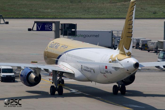 A9C-AQ A320-214 5175 Gulf Air @ Frankfurt Airport 25.07.2014 © Piti Spotter Club Veron