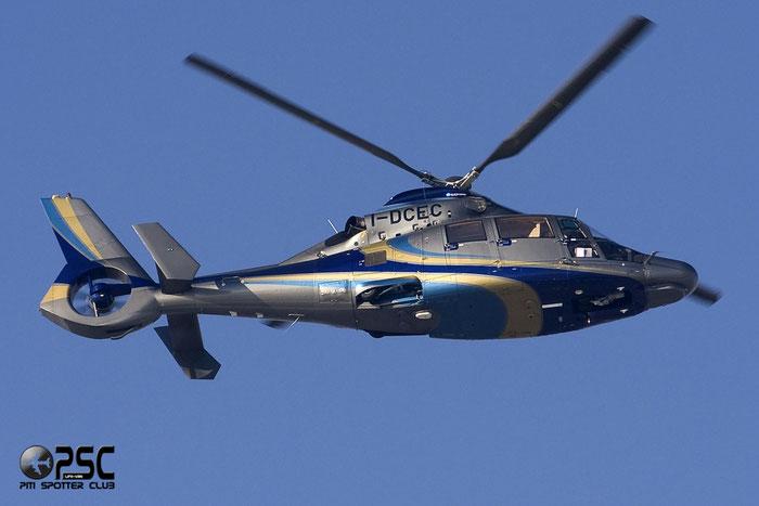Private - Eurocopter AS 365N3 Dauphin - I-DCEC @ Aeroporto di Verona © Piti Spotter Club Verona