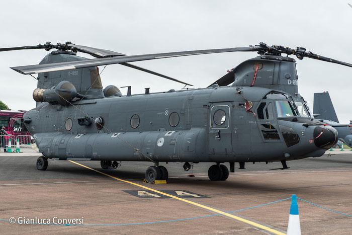 D-890   CH-47F  M8890/NL014 © Piti Spotter Club Verona